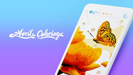 April Coloring Mod Apk 2.69.0 (Unlimited Money) 2