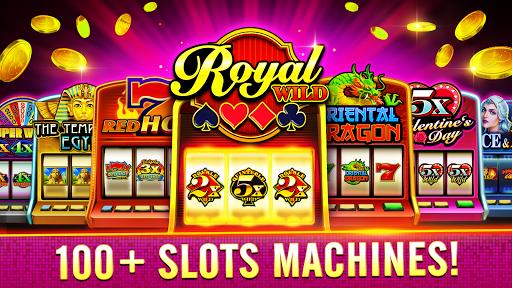 Classic Slots - Wild Classic Vegas Slots Game Screenshot