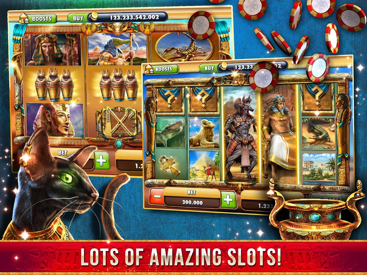 slots game android