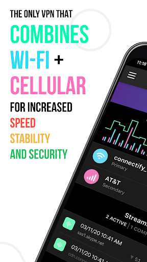Speedify - Fast & Reliable VPN 10.3.1.9903 Screenshots 1