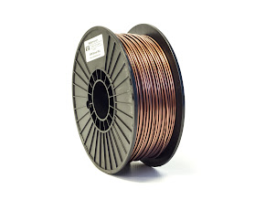 Metallic Bronze PRO Series PLA Filament - 1.75mm