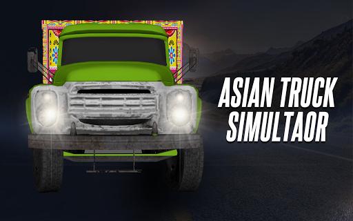 Asian Truck Simulator 2019: Truck Driving Games 2.3 screenshots 6