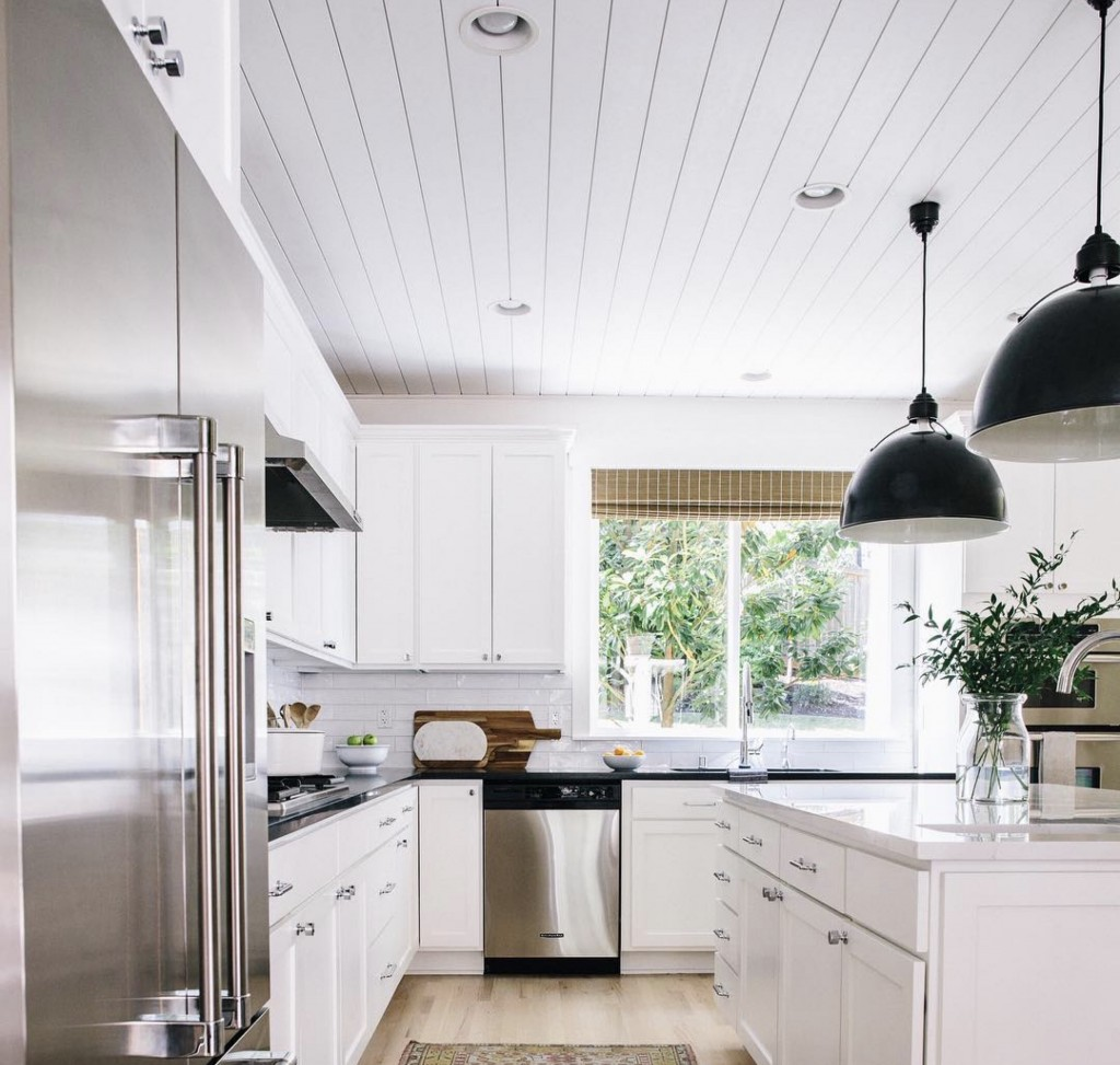 16 Stunning Shiplap Ceiling Design Ideas You Should Know