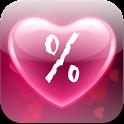 Love Percentage Calculator icon