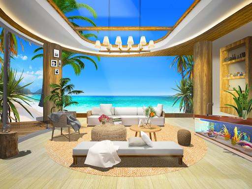 Home Design : Paradise Life modavailable screenshots 8