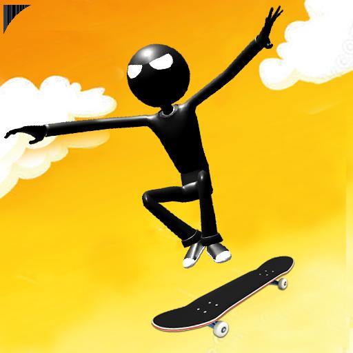 Stickman Extreme Skateboard file APK Free for PC, smart TV Download