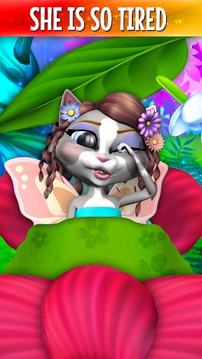 My Talking Fairy Cat Una 1.2 screenshots 6