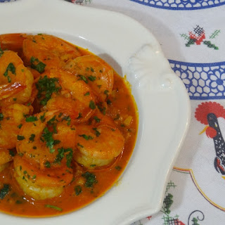 Shrimp Mozambique Recipe