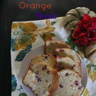 Cranberry Orange Bread {Guest Post}