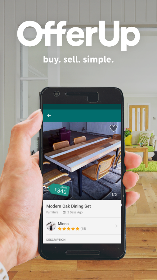 OfferUp - Buy. Sell. Offer Up - Android Apps on Google Play