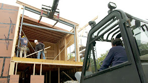 Brookline Mid-century Modern Home: Eight Is Enough Stairways thumbnail