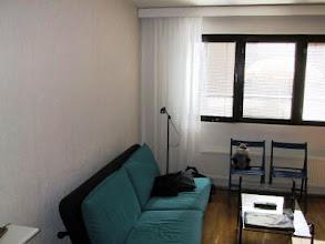 Photo: 2001 - Huone (Syksystä 2001 alkaen vuokrasimme asuntoa kalustettuna - mm. tämä kuva otettiin vuokraustoimeksiantoa varten)