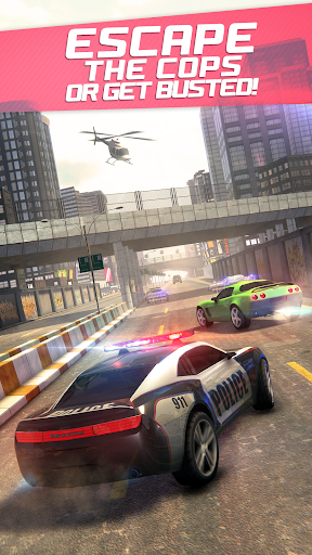 Highway Getaway: Police Chase  screenshots 2