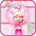 Baby Pic Frame Photo Editor icon