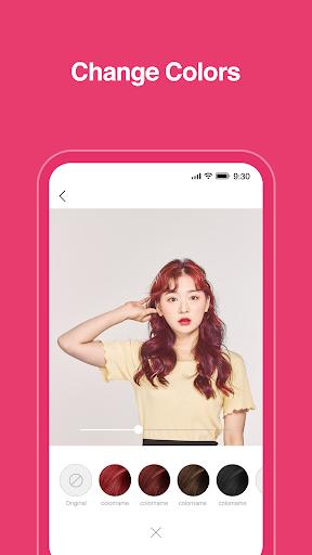 Hairfit screenshot 3