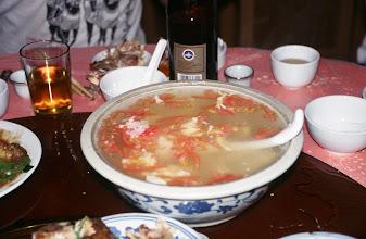 Photo: 03418 二連/市街/レストラン料理
