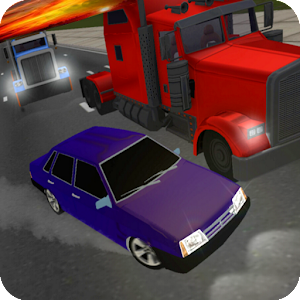 Russian Traffic 3D for PC and MAC