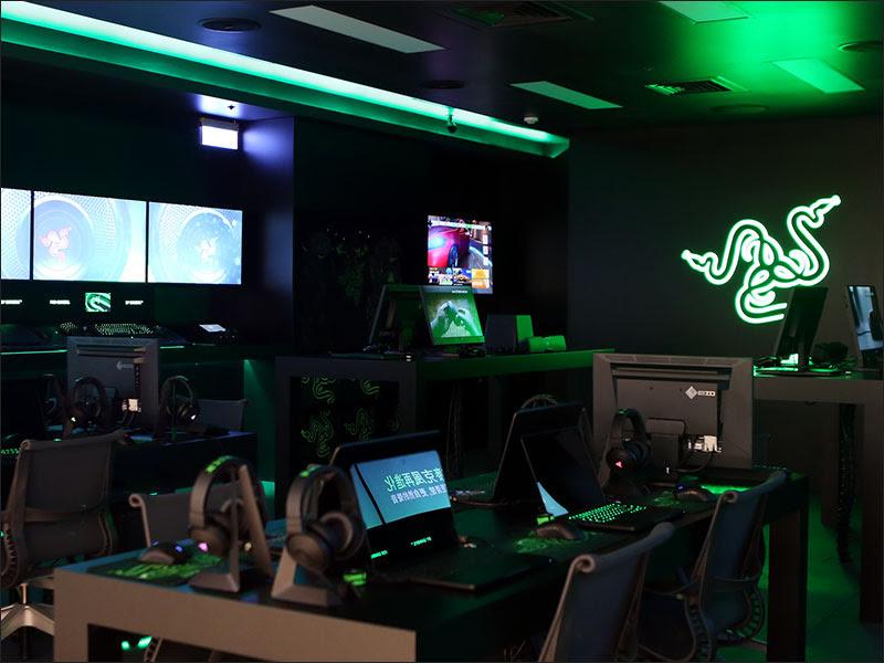 Razer Store cửa hàng Offline đầu tiên của Razer trên đất Mỹ chuẩn bị mở của đón khách