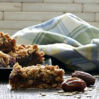Gluten Free Date Bars Recipes.