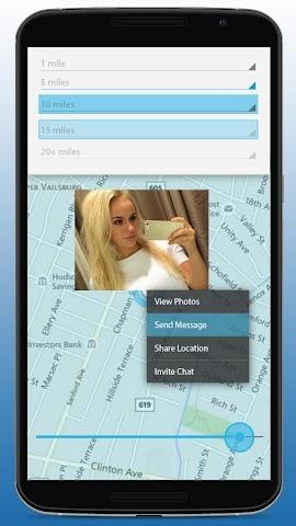 Alternative hookup app