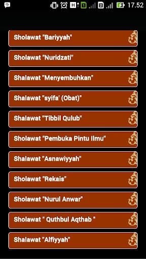 Fadhilah Amalan Sholawat