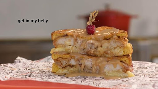 TikTok's Homemade KFC Sandwich Is Your Next Edible Serotonin Boost