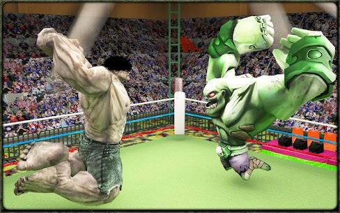Incredible Monster Superheroes Ring Battle 8