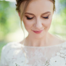 Wedding photographer Oksana Nazarchuk (aprilante). Photo of 16.01.2019