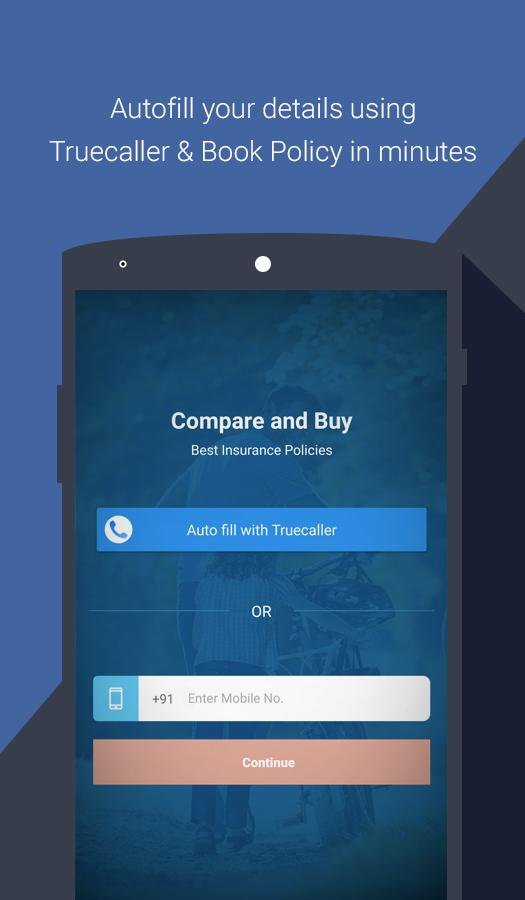 Compare & Buy Insurance- Policybazaar - Android Apps on ...
