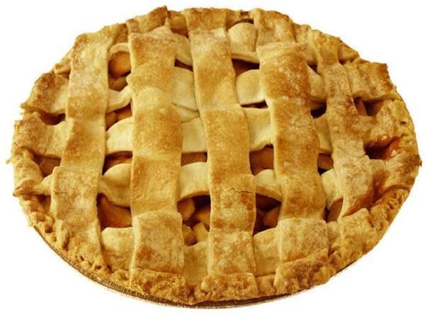 Yolk Apple Pie Recipe