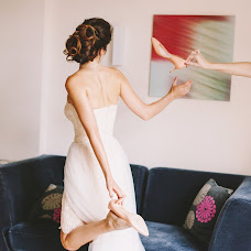 Wedding photographer Alexandra Kukushkina (kukushkina). Photo of 29.12.2016