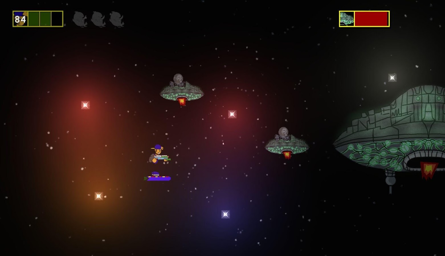 Alien Undead Armageddon- screenshot