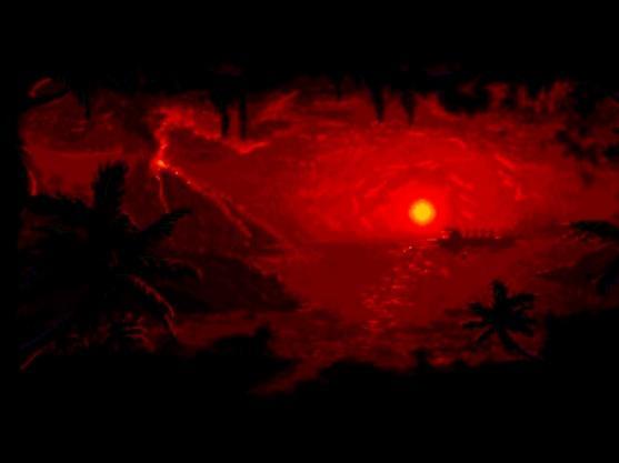 Afbeelding met natuur, donker  Automatisch gegenereerde beschrijving