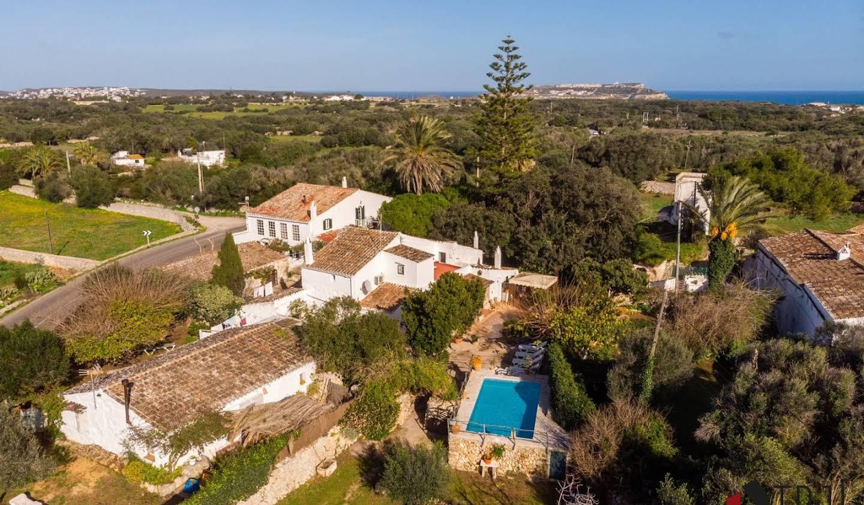 Maison avec piscine Es Castell