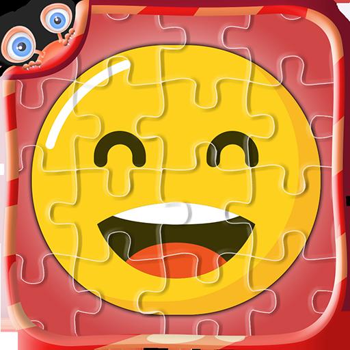 Emoji Jigsaw For Kids (game)