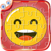 Emoji Jigsaw For Kids