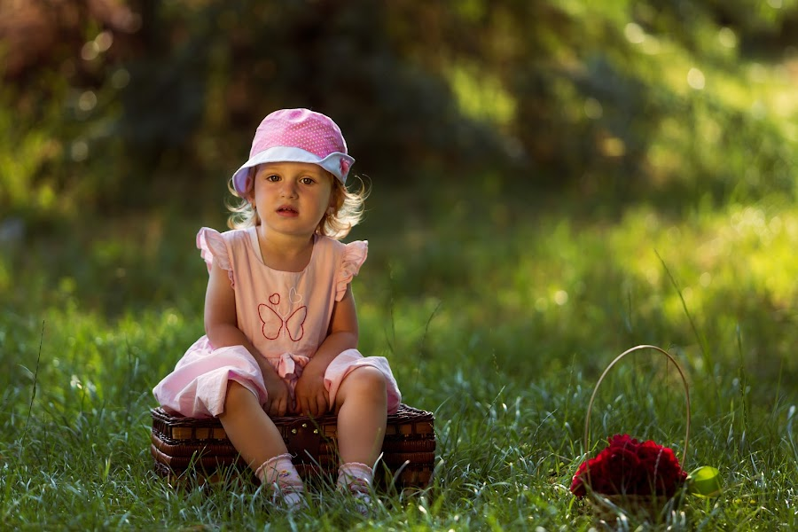 just Mary by Luca Arșinel - Babies & Children Toddlers ( girl, background, kidsofsummer, children )