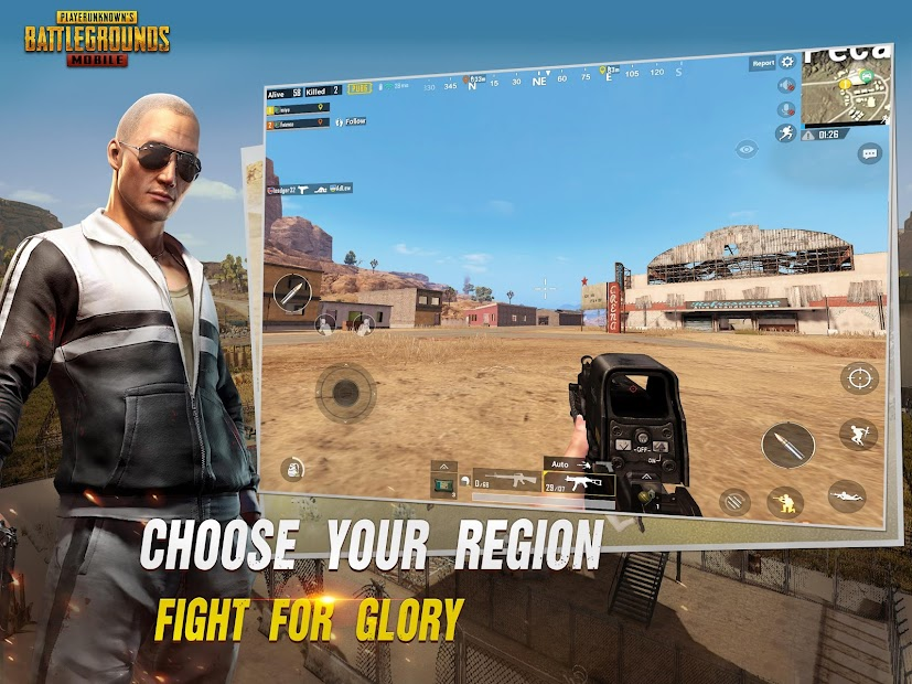 Pubg Mobile All The Details: PUBG MOBILE 0.7.0 .APK File Download (34M)