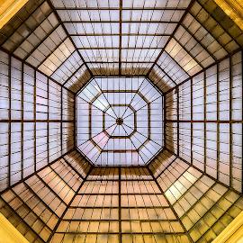 like a gem - Galleria del Corso - Milano by Luigi Alloni - Buildings & Architecture Architectural Detail ( architetture details geometries gem lines, gallery milan )