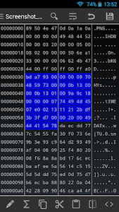 HEX Editor 2 7 6 (Premium) APK for Android