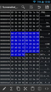 HEX Editor Premium 2.8.3 Mod Apk Download 1