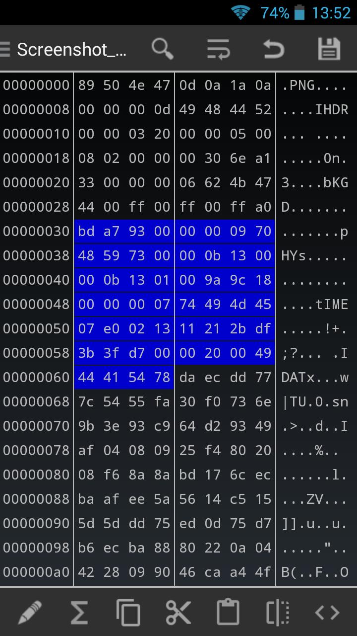 HEX Editor Premium v2.7.4