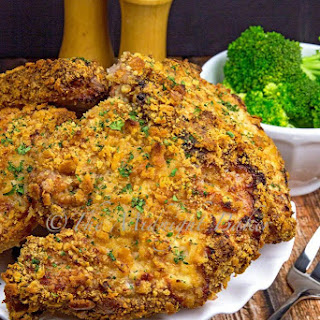 Crumbed Pork Chops Recipes