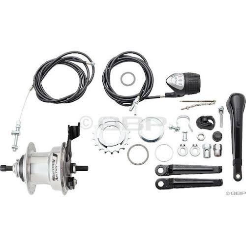 Sturmey-Archer S30 X-RD3 3-Speed Drum Brake Hub