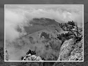 Photo: Suchet depuis les Aiguilles de Baulmes