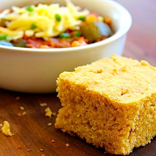 A Healthier Organic Corn Bread.