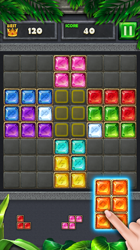 Jewel Puzzle King : Block Game screenshots 5