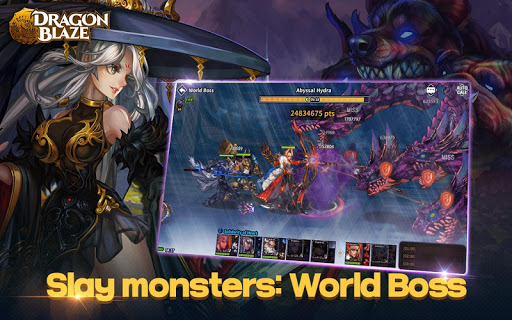 Dragon Blaze apkmr screenshots 12