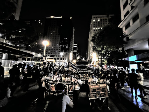 The 'Black Population Demands to Live!': Brazil's Black Coalition Stages 'May 13 of Struggles' Protest