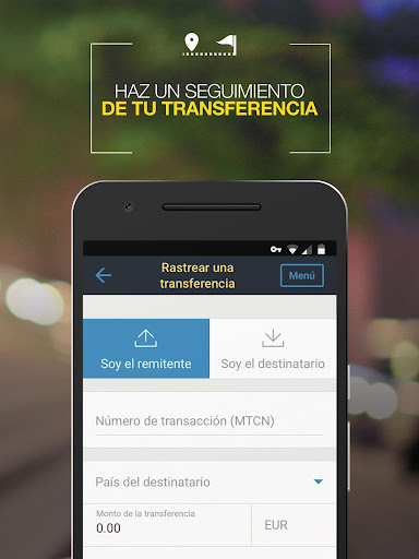 Western Union ES - Envía Dinero screenshot 5